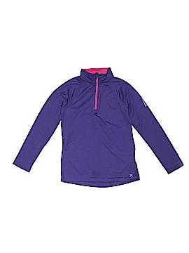 Xersion Track Jacket Size 6 - 7
