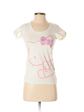 Hello Kitty Short Sleeve T-Shirt Size S