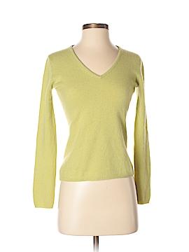 Sutton Cashmere Cashmere Pullover Sweater Size XS