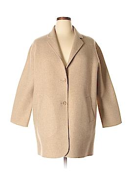 Eileen Fisher Wool Coat Size XL