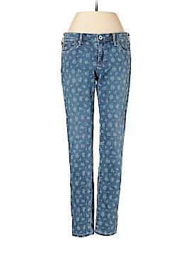 AG Adriano Goldschmied + Liberty Art Fabrics Jeans 27 Waist