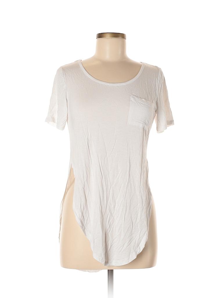 Unbranded Women Short Sleeve T-Shirt Size S