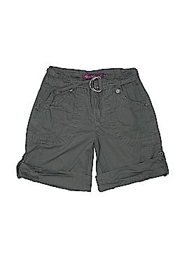 Gloria Vanderbilt Khaki Shorts Size 4