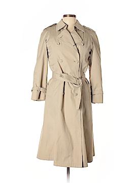 London Fog Trenchcoat Size 6 (Petite)
