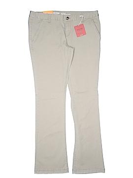 Mossimo Supply Co. Khakis Size 13 (Slim)