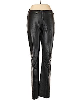 DKNY Leather Pants Size 8