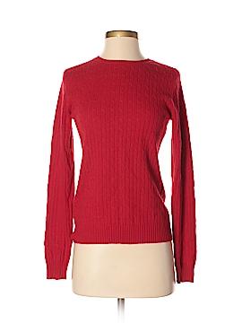 Marina Luna Cashmere Pullover Sweater Size S