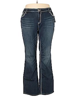 Seven7 Luxe Jeans Size 24 (Plus)