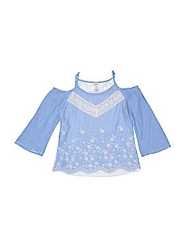 Arizona Jean Company 3/4 Sleeve Blouse Size 10 - 12
