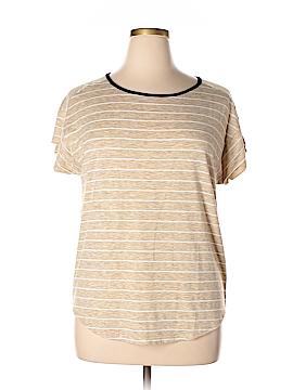 Green Envelope Short Sleeve T-Shirt Size L