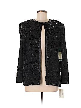Papell Boutique Evening Silk Blazer Size M
