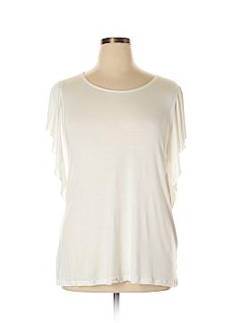 Massini Short Sleeve Top Size 2X (Plus)