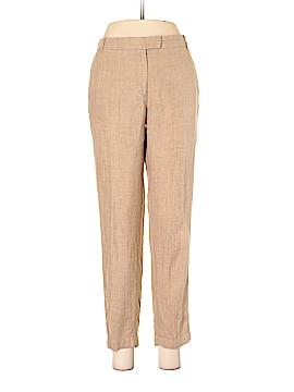 Zara Basic Linen Pants Size 6