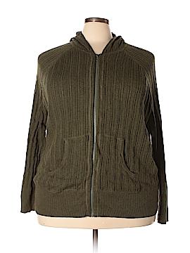Venezia Zip Up Hoodie Size 28 - 26 Plus (Plus)
