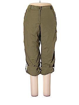 Lands' End Cargo Pants Size 18 (Plus)