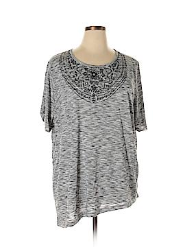 Silverwear Short Sleeve T-Shirt Size 3X (Plus)