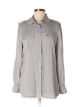 Covington Long Sleeve Blouse Size M (Petite)