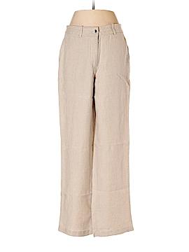 L.L.Bean Linen Pants Size 8