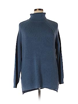 Woman Within Turtleneck Sweater Size 22 (1X) (Plus)