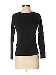 J. Peterman Women Long Sleeve T-Shirt Size XXS