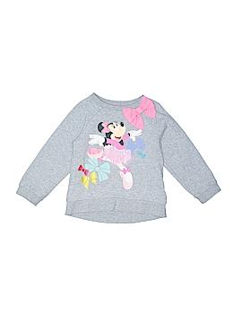 Disney Store Sweatshirt Size 4