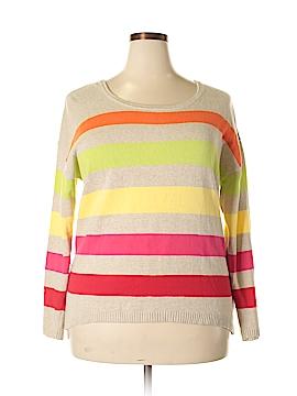 Liz Claiborne Pullover Sweater Size 1X (Plus)