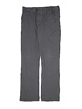 Chaps Khakis Size 14 (Husky)