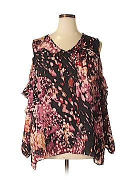 Unbranded Clothing Long Sleeve Blouse Size 22 - 24 Plus (Plus)