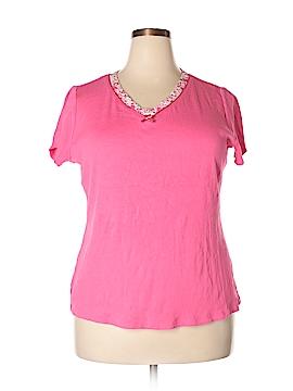 Company Ellen Tracy Short Sleeve T-Shirt Size XL