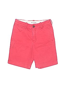 Abercrombie Khaki Shorts Size 12