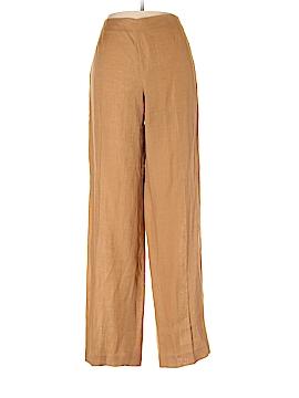 Armani Collezioni Linen Pants Size 44 (IT)