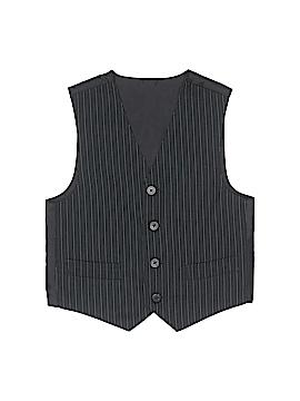 Claiborne Tuxedo Vest Size 4
