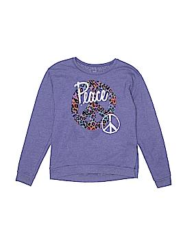 Hanes Sweatshirt Size X-Large (Youth)