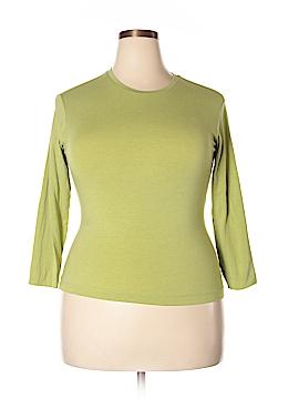 Columbia 3/4 Sleeve T-Shirt Size L