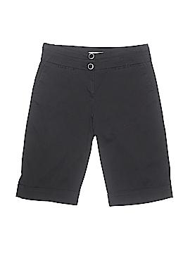 DressBarn Khaki Shorts Size 4