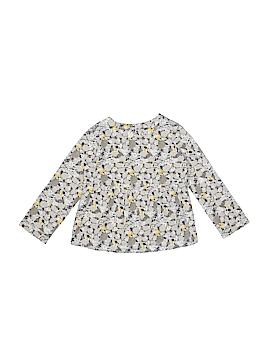 Bonpoint Long Sleeve Blouse Size 4
