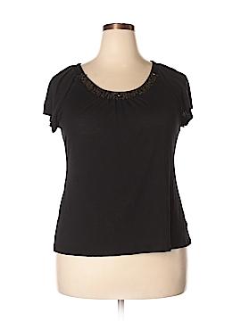 Relativity Short Sleeve Top Size XL
