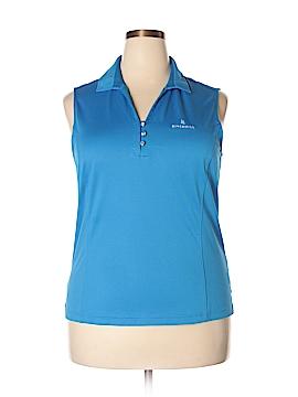 Monterey Club Sleeveless Polo Size XL
