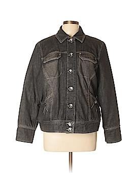 Blue Willi's Denim Jacket Size XL