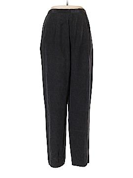 Garnet Hill Silk Pants Size 16