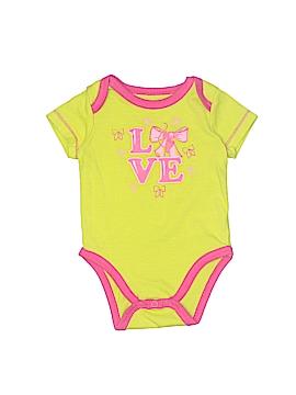 Baby Phat Short Sleeve Onesie Size 3-6 mo