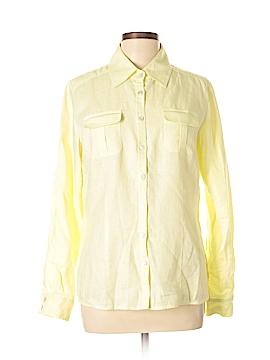 Harold's Long Sleeve Button-Down Shirt Size M