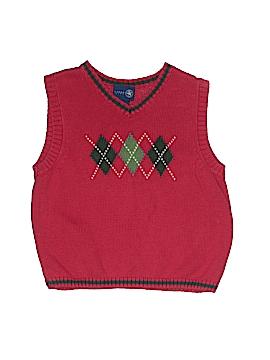 JK Kids Sweater Vest Size 6