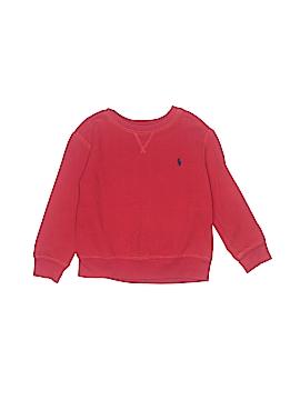 Polo by Ralph Lauren Sweatshirt Size 3T - 3