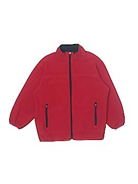 Lands' End Fleece Jacket Size 6 - 7