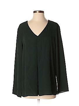 Cremieux 3/4 Sleeve Blouse Size S
