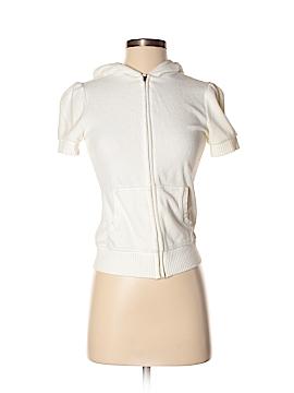 Plush & Lush Zip Up Hoodie Size XS
