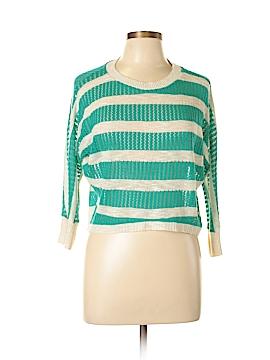 Papaya Pullover Sweater Size M