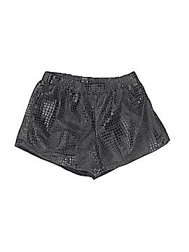 Wayne Faux Leather Shorts Size XS