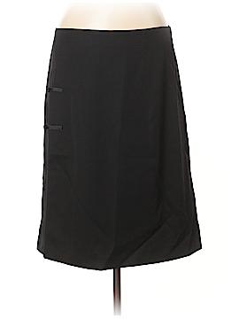 Philosophy di Alberta Ferretti Wool Skirt Size 10